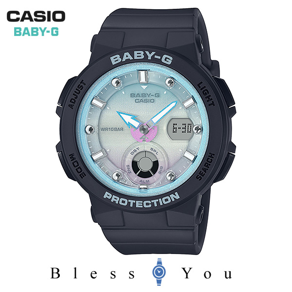 CASIO BABY-G カシオ 腕時計 レディース ベビーG 2019年7月新作 BGA-250-1A2JF 13,0