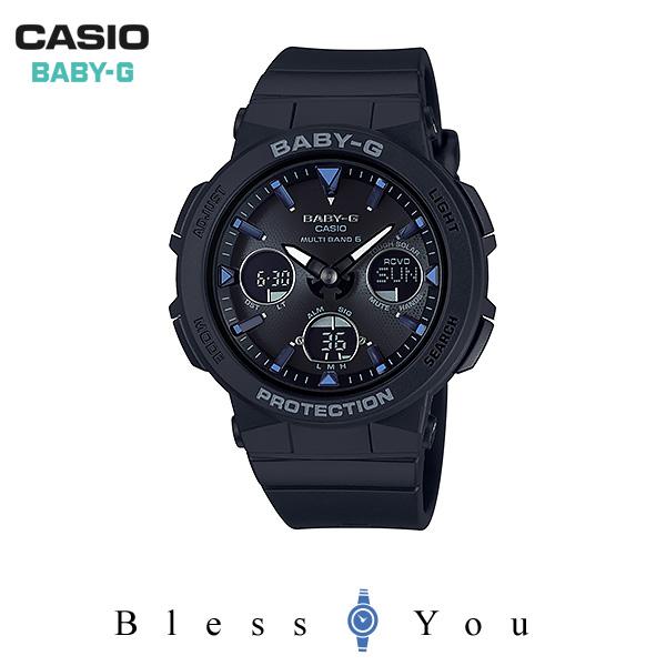 CASIO BABY-G カシオ 電波ソーラー 腕時計 レディース ベビーG 2018年5月新作 BGA-2500-1AJF 21,0