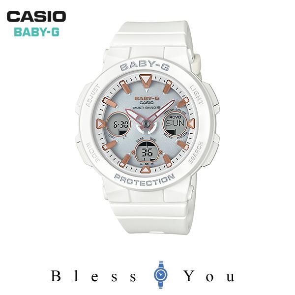 CASIO BABY-G カシオ 電波ソーラー 腕時計 レディース ベビーG 2018年5月新作 BGA-2500-7AJF 21,0