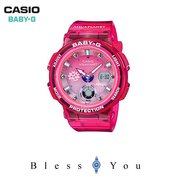 CASIO BABY-G カシオ 腕時計 レディース  ベビーG 2019年6月新作 BGA-250AQ-4AJR 14,0