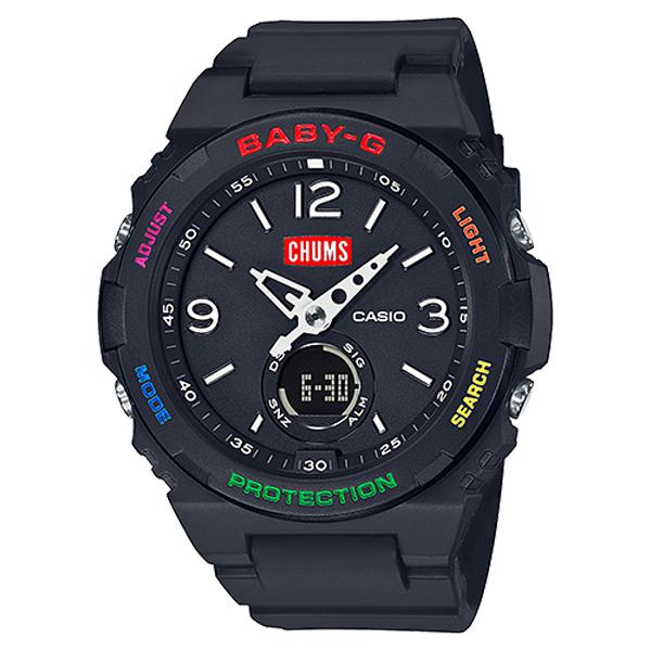 CASIO BABY-G カシオ 腕時計 レディース ベビーG 2020年7月新作 BGA-260CH-1AJR 17,0