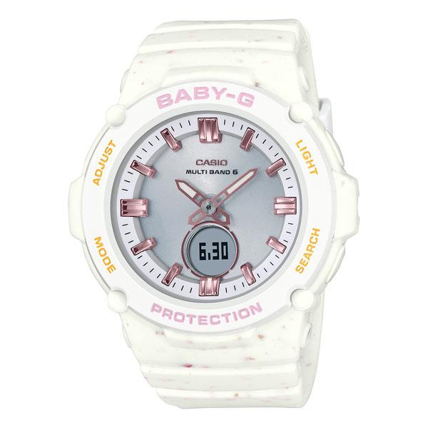 CASIO BABY-G カシオ 腕時計 レディース ベビーG 電波ソーラー 2021年6月 BGA-2700CR-7AJF 22,5