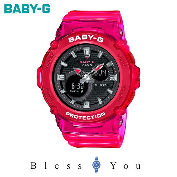 CASIO BABY-G カシオ 腕時計 レディース ベビーG 2020年8月新作 BGA-270S-4AJF 13,5