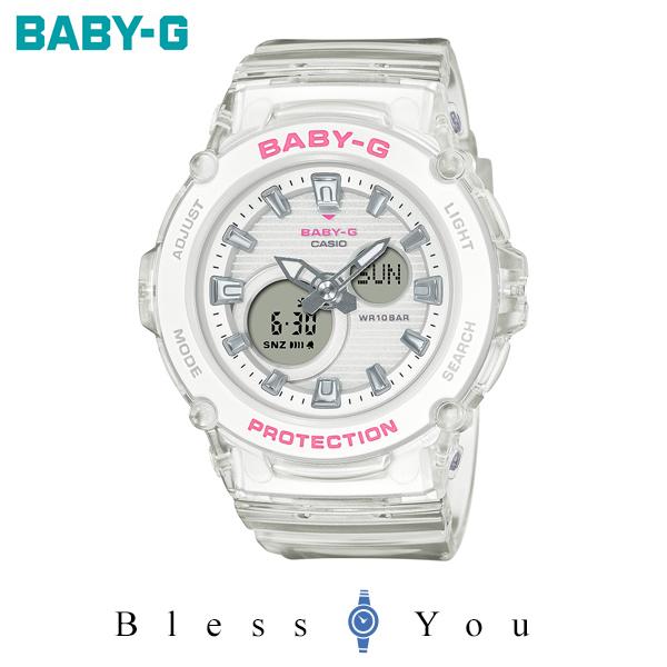 CASIO BABY-G カシオ 腕時計 レディース ベビーG 2020年8月新作 BGA-270S-7AJF 13,5