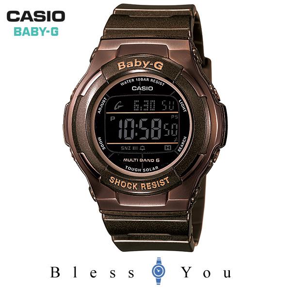 CASIO BABY-G カシオ ソーラー電波 腕時計 レディース ベビーG BGD-1310-5JF 20,0