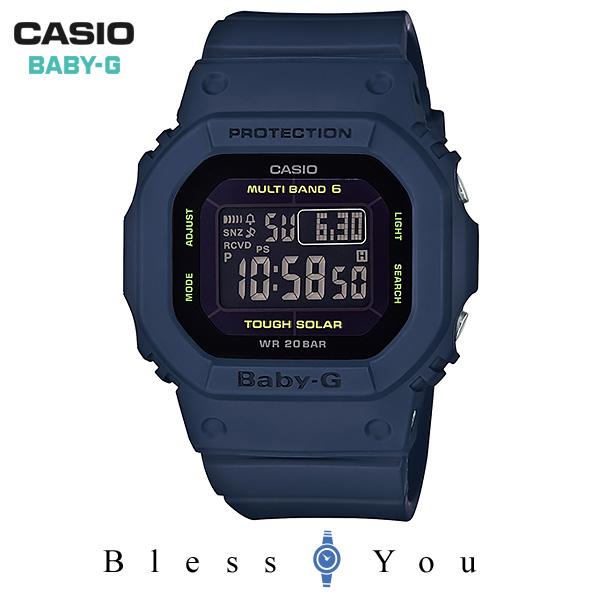 CASIO BABY-G カシオ ソーラー電波 腕時計 レディース ベビーG BGD-5000-2JF 18,0