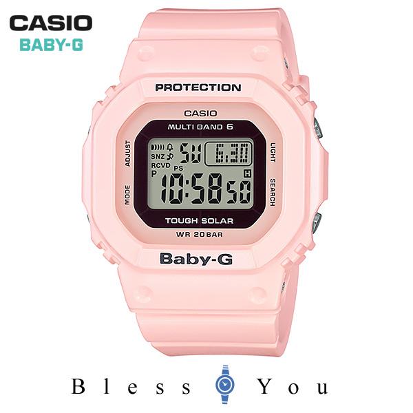 CASIO BABY-G カシオ ソーラー電波 腕時計 レディース ベビーG BGD-5000-4BJF 18,0