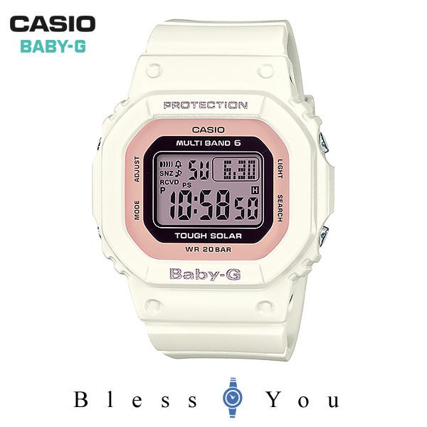 CASIO BABY-G カシオ ソーラー電波 腕時計 レディース ベビーG 2019年2月新作 BGD-5000-7DJF 18,0