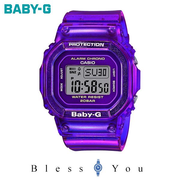CASIO BABY-G カシオ 腕時計 レディース ベビーG 2020年8月新作 BGD-560S-6JF 9,5