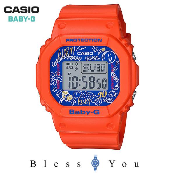 CASIO BABY-G カシオ 腕時計 レディース ベビーG 2018年11月新作 BGD-560SK-4JF 9.5,0