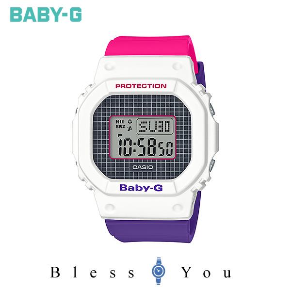 CASIO BABY-G カシオ 腕時計 レディース ベビーG 2019年11月新作 Throwback 1990s BGD-560THB-7JF 10,5