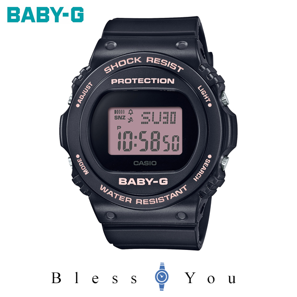 CASIO BABY-G カシオ 腕時計 レディース ベビーG 2020年8月新作 BGD-570-1BJF 9,5
