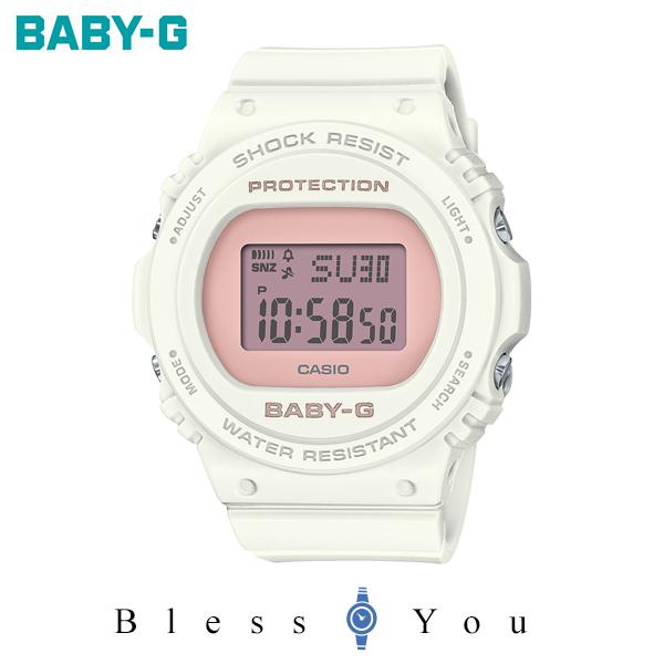 CASIO BABY-G カシオ 腕時計 レディース ベビーG 2020年8月新作 BGD-570-7BJF 9,5