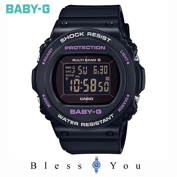 CASIO BABY-G カシオ ソーラー電波 腕時計 レディース ベビーG 2019年10月新作 BGD-5700-1JF 18,0