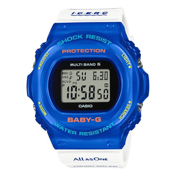 CASIO BABY-G カシオ ソーラー電波 腕時計 レディース ベビーG 2021年6月 BGD-5700UK-2JR 20,0