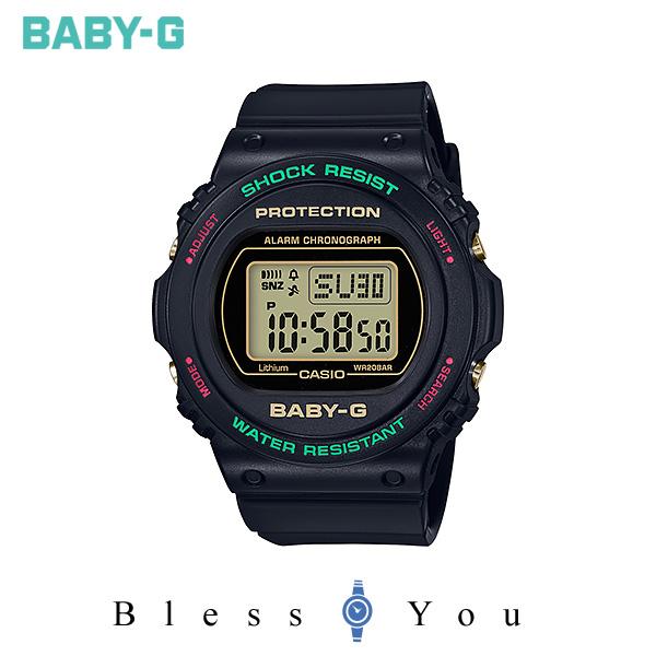 CASIO BABY-G カシオ 腕時計 レディース ベビーG 2019年11月新作 Throwback 1990s BGD-570TH-1JF 10,5