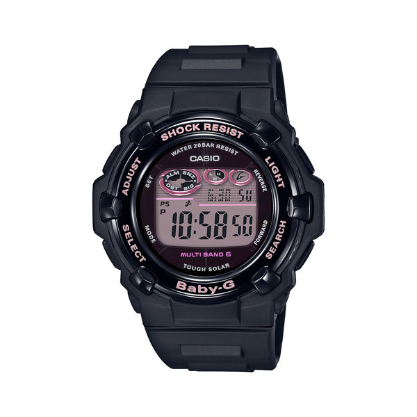 CASIO BABY-G カシオ ソーラー電波 腕時計 レディース ベビーG 2021年5月 BGR-3000UCB-1JF 19,0 新品お取り寄せ