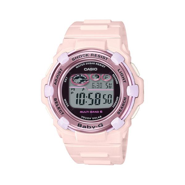 CASIO BABY-G カシオ ソーラー電波 腕時計 レディース ベビーG 2021年5月 BGR-3000UCB-4JF 19,0 新品お取り寄せ