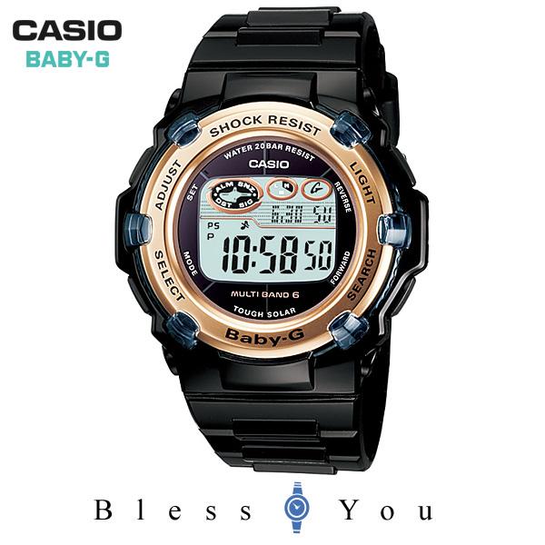 CASIO BABY-G カシオ ソーラー電波 腕時計 レディース ベビーG BGR-3003-1JF 19,0