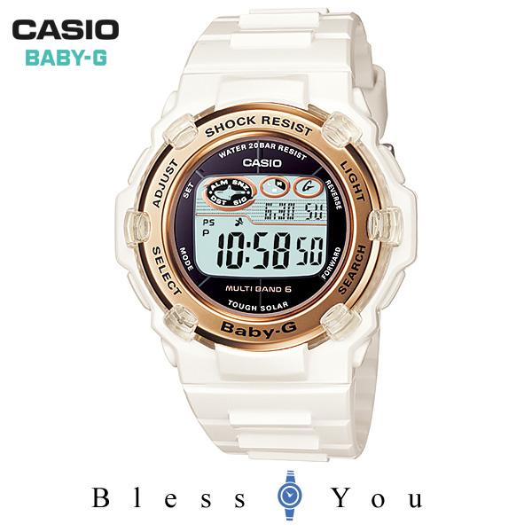 CASIO BABY-G カシオ ソーラー電波 腕時計 レディース ベビーG BGR-3003-7AJF 19,0