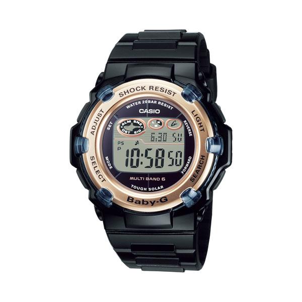 CASIO BABY-G カシオ ソーラー電波 腕時計 レディース ベビーG 2021年5月 BGR-3003U-1JF 19,0 新品お取り寄せ