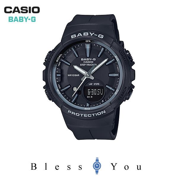 CASIO BABY-G カシオ 腕時計 レディース ベビーG 2018年5月新作 BGS-100SC-1AJF 15,5
