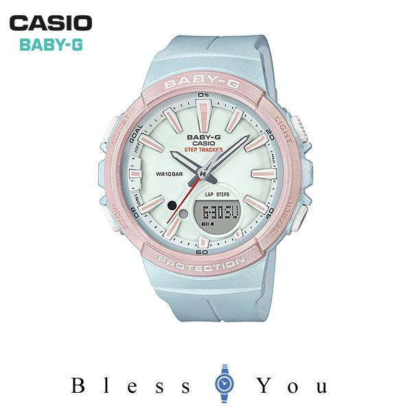 CASIO BABY-G カシオ 腕時計 レディース ベビーG 2018年5月新作 BGS-100SC-2AJF 15,5