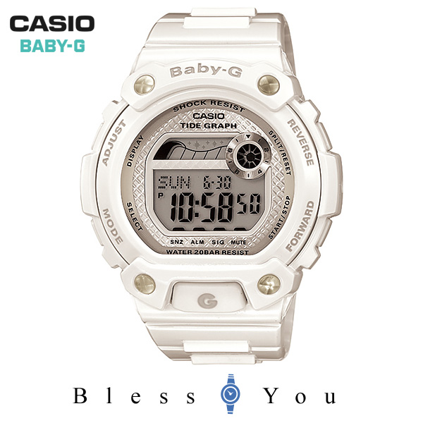 CASIO BABY-G カシオ 腕時計 レディース ベビーG BLX-100-7JF 12,0