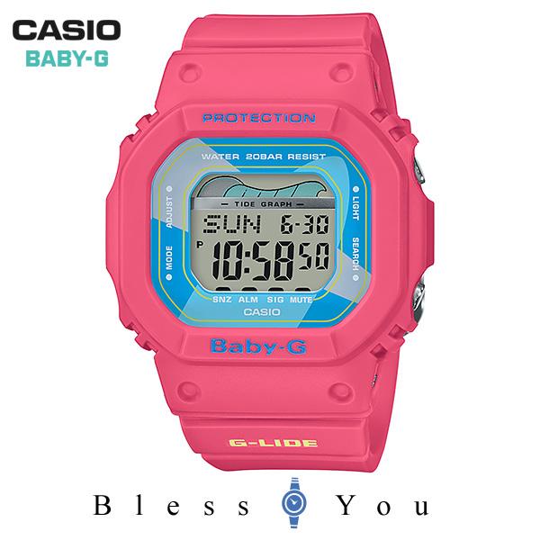 CASIO BABY-G カシオ 腕時計 レディース ベビーG 2019年5月新作 BLX-560VH-4JF 9,5