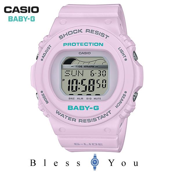 CASIO BABY-G カシオ 腕時計 レディース ベビーG 2019年5月新作 G-LIDE サーフキャンプ BLX-570-6JF 9,5
