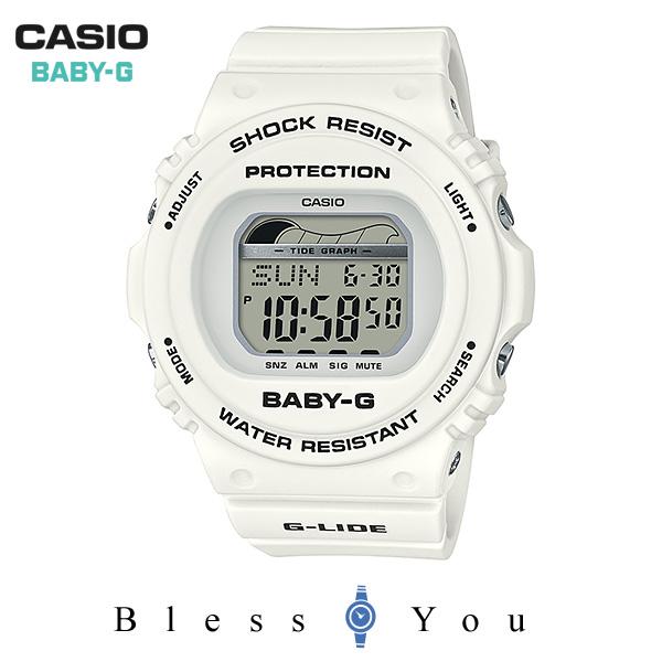 CASIO BABY-G カシオ 腕時計 レディース ベビーG 2019年4月新作 BLX-570-7JF 9,5
