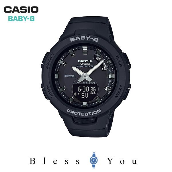 CASIO BABY-G カシオ 腕時計 レディース ベビーG 2018年9月新作 BSA-B100-1AJF 15,5