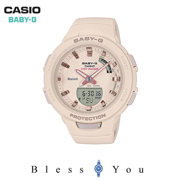 CASIO BABY-G カシオ 腕時計 レディース ベビーG 2018年9月新作 BSA-B100-4A1JF 15,5