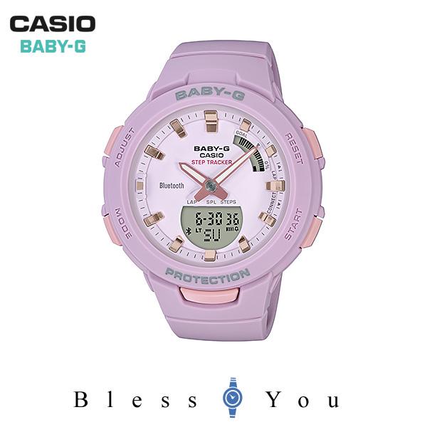 CASIO BABY-G カシオ 腕時計 レディース ベビーG 2018年9月新作 BSA-B100-4A2JF 15,5