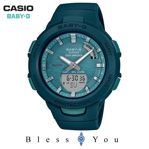 CASIO BABY-G カシオ 腕時計 レディース ベビーG 2019年8月新作 BSA-B100AC-3AJF 15,5