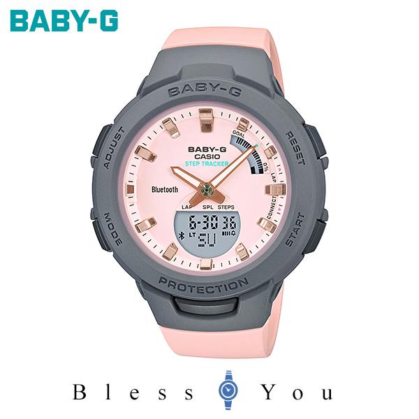 CASIO BABY-G カシオ 腕時計 レディース ベビーG 2020年6月新作 BSA-B100MC-4AJF 15,5