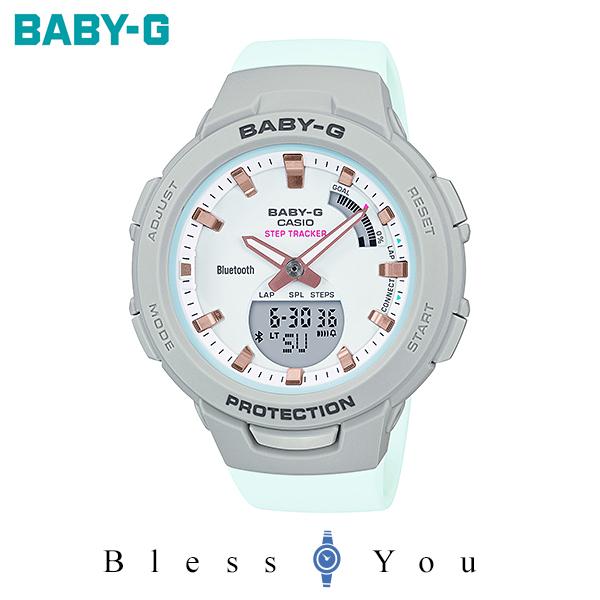 CASIO BABY-G カシオ 腕時計 レディース ベビーG 2020年6月新作 BSA-B100MC-8AJF 15,5
