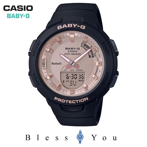 CASIO BABY-G カシオ 腕時計 レディース ベビーG 2018年11月新作 G-SQUAD BSA-B100MF-1AJF 15,5