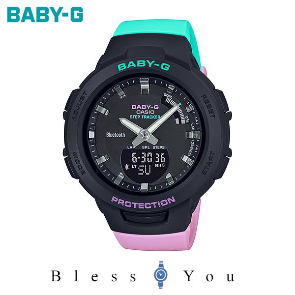 CASIO BABY-G カシオ 腕時計 レディース ベビーG 2020年6月新作 BSA-B100MT-1AJF 16,5