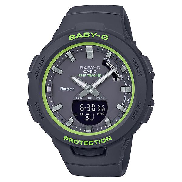 CASIO BABY-G カシオ 腕時計 レディース ベビーG 2019年2月新作 BSA-B100SC-1AJF 15,5