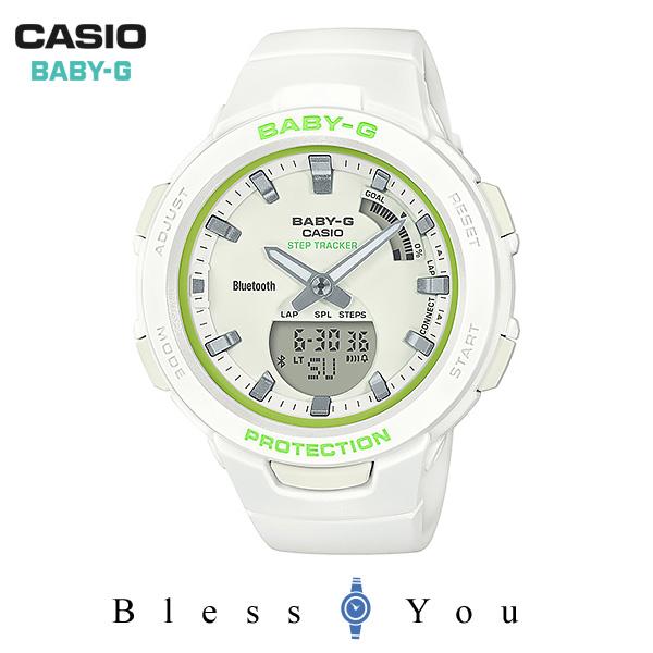 CASIO BABY-G カシオ 腕時計 レディース ベビーG 2019年2月新作 BSA-B100SC-7AJF 15,5