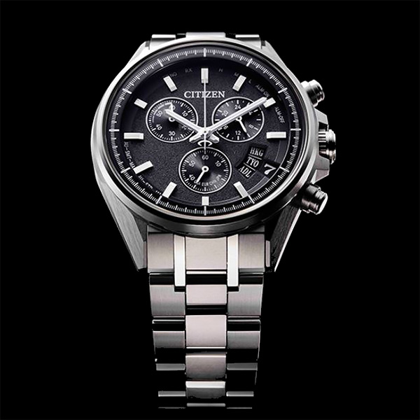 CITIZEN ATTESA シチズン 電波ソーラー 腕時計 メンズ  アテッサ 2018年10月 BY0140-57E 100,0