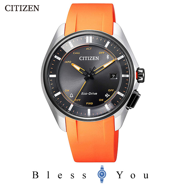 CITIZEN シチズン ソーラー 腕時計 レディース エコドライブ Bluetooth 2019年3月 大坂なおみ 限定 BZ4004-06E 75,0
