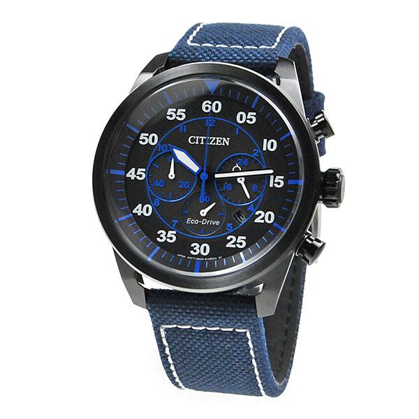 シチズン ソーラー エコドライブ クロノグラフ 海外モデル 腕時計 メンズ CITIZEN CA4215-39E