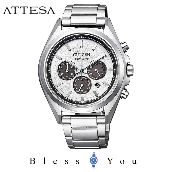 CITIZEN ATTESA シチズン ソーラー メンズ 腕時計 アテッサ CA4390-55A 50,0