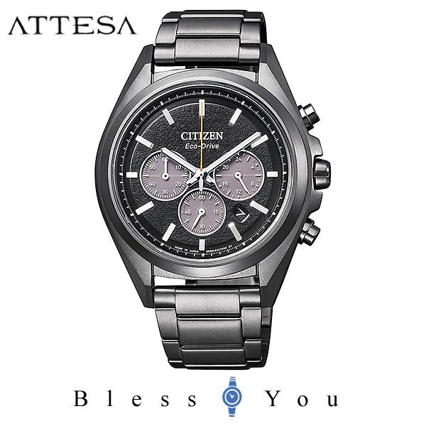 CITIZEN ATTESA シチズン ソーラー メンズ 腕時計 アテッサ CA4394-54E 70,0
