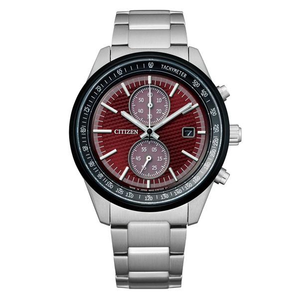 限定モデル シチズン ソーラー 腕時計 JOUNETSU COLLECTION 情熱コレクション メンズ シチズンコレクション エコ・ドライブ CA7034-96W 40,0
