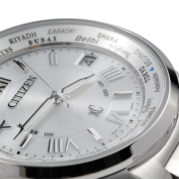 CITIZEN XC シチズン 電波ソーラー ペアウォッチ 腕時計 クロスシー ハッピーフライト CB1020-54A-ES9360-58L