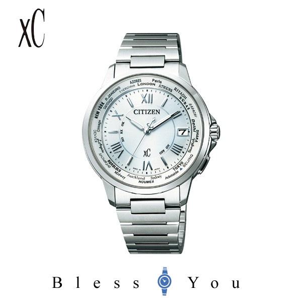 電波 クロスシー XC メンズ 腕時計 シチズン CB1020-54A 55,0