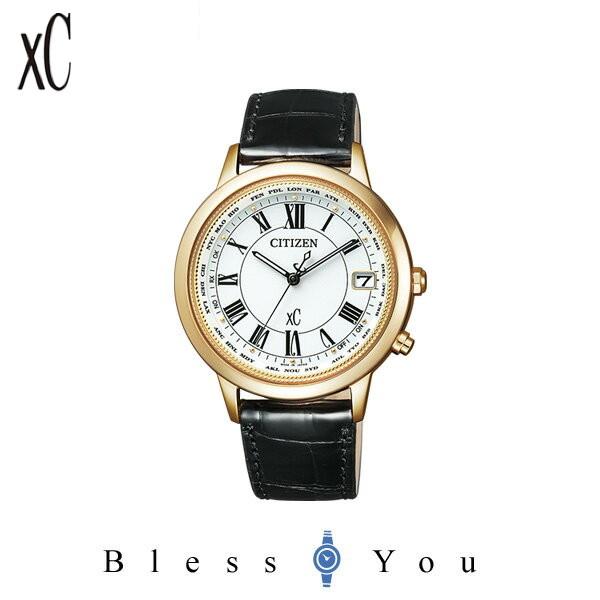 電波 シチズン クロスシー XC ティタニアライン ハッピーフライト レディース 腕時計 CB1103-08A 78,0
